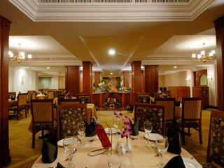 The Gateway Hotel Mangalore Restaurant
