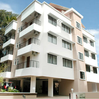 Inland Avenue Service Apartment Mangalore