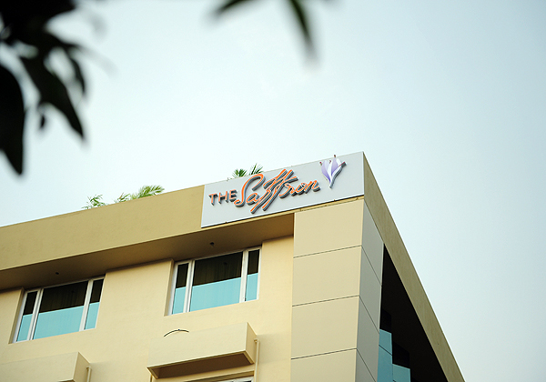 The Saffron Boutique Hotel Mangalore