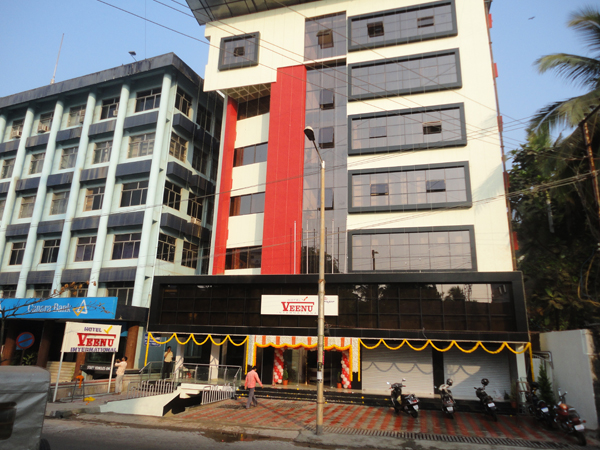Veenu International Hotel Mangalore